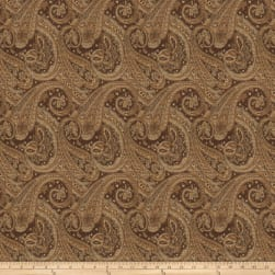 Trend 02897 Jacquard Brown Fabric