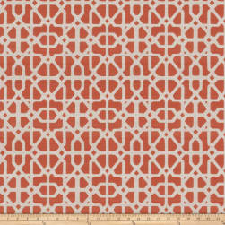 Trend 03096 Jacquard Coral Fabric