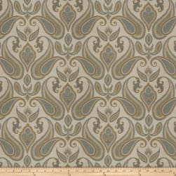 Trend 03171 Faux Silk Olive Fabric