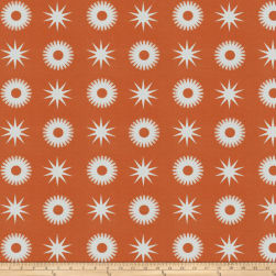 Vern Yip 03188 Orange Fabric