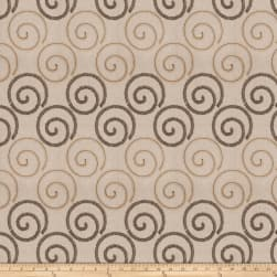 Trend 03245 Black & Tan Fabric