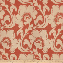 Trend 03310 Faux Silk Coral Fabric