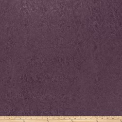 Trend 03343 Faux Leather Aubergine Fabric