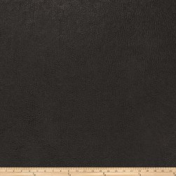 Trend 03343 Faux Leather Ebony Fabric