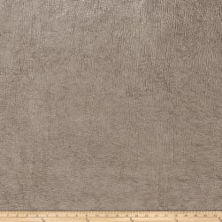 Trend 03344 Faux Leather Pewter Fabric