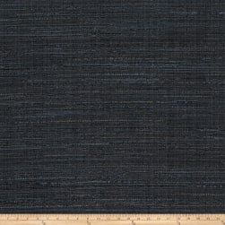 Trend 03346 Basketweave Midnight Fabric