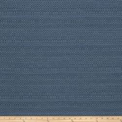 Trend 03390 Basketweave Blue Fabric