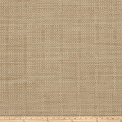 Trend 03390 Basketweave Stone Fabric