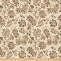 Trend 03409 Chenille Jacquard Taupe Fabric