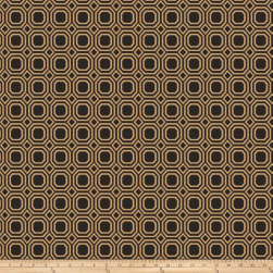 Trend 03451 Jacquard Black Fabric
