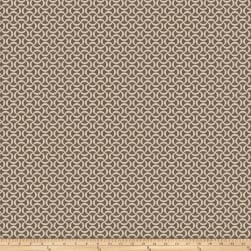 Trend 03452 Jacquard Charcoal Fabric