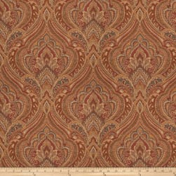 Trend 03462 Jacquard Ruby Fabric