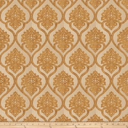 Trend 03478 Chenille Gold Fabric