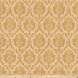 Trend 03534 Jacquard Antique Gold Fabric