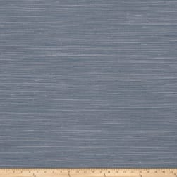 Trend 03594 Faux Silk Solid Indigo Fabric