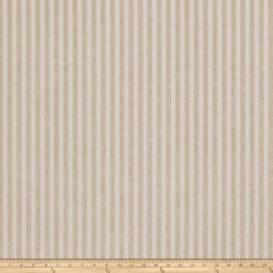 Trend 03605 Basketweave Stripe Blackout Marzipan Fabric