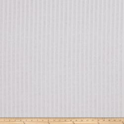 Trend 03605 Basketweave Stripe Blackout Pristine Fabric