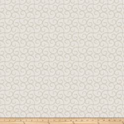 Trend 03617 Embroidered Shantung Ecru