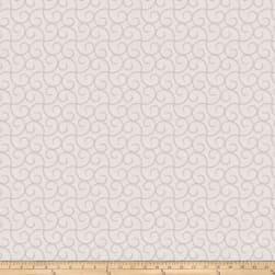 Trend 03617 Embroidered Shantung Platinum Fabric