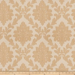 Trend 03634 Textured Jacquard Gilt Fabric