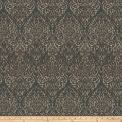 Trend 03647 Jacquard Teal Fabric
