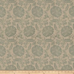 Trend 03648 Shantung Jacquard Seaspray Fabric