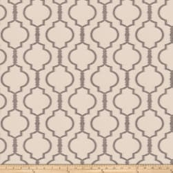 Trend 03688 Satin Jacquard Silver Fabric