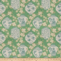 Jaclyn Smith 03710 Peacock Linen Fabric