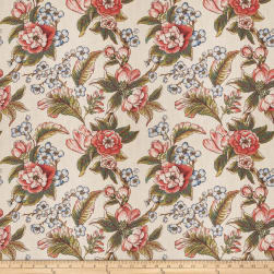 Jaclyn Smith 03711 Coral Reef Fabric
