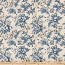 Jaclyn Smith 03711 Navy Fabric