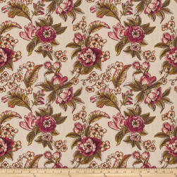 Jaclyn Smith 03711 Pumpkin Fabric