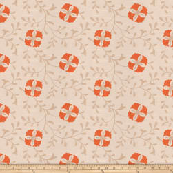 Jaclyn Smith 03715 Pumpkin Fabric
