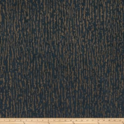 Jaclyn Smith 03717 Velvet Navy Fabric