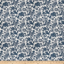 Jaclyn Smith 03719 Navy Fabric