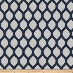 Jaclyn Smith 03721 Navy Fabric