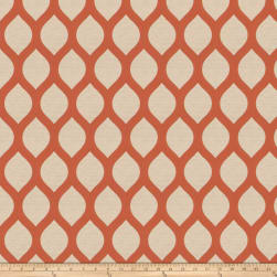 Jaclyn Smith 03721 Pumpkin Fabric