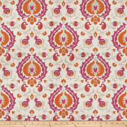 Jaclyn Smith 03722 Pumpkin Fabric