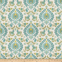 Jaclyn Smith 03722 Peacock Fabric