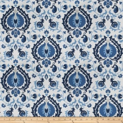 Jaclyn Smith 03722 Navy Fabric