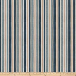 Jaclyn Smith 03723 Velvet Navy Fabric