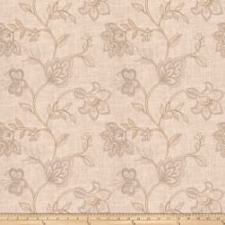 Jaclyn Smith 03725 Platinum Linen Fabric