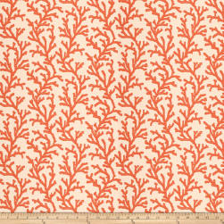 Jaclyn Smith 03727 Jacquard Pumpkin Fabric