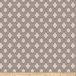 Trend 03823 Jacquard Charcoal Fabric