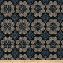 Trend 03862 Chenille Jacquard Ink Fabric