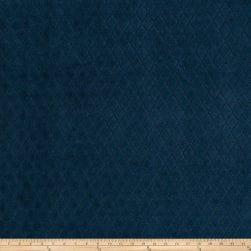 Trend 03876 Chenille Navy Fabric