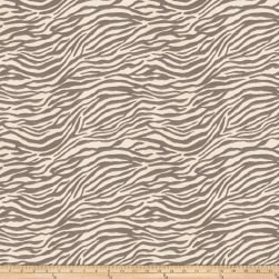 Trend 03877 Jacquard Charcoal Fabric