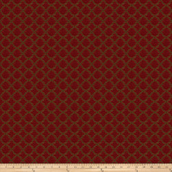 Trend 03904 Chenille Scarlet Fabric