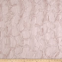 Shannon Minky Luxe Cuddle Hide Rose Water Fabric