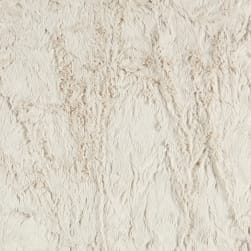Shannon Minky Luxe Cuddle Marble Beige Fabric