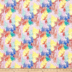 Bow Wow Wow Scritch Scratch Prism Multi Fabric